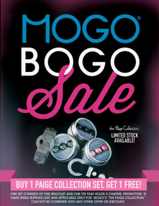 MOGO® BOGO - Paige Collection Sale!